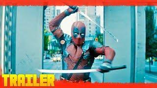 Deadpool 2 - Nuevo Tráiler Oficial #4