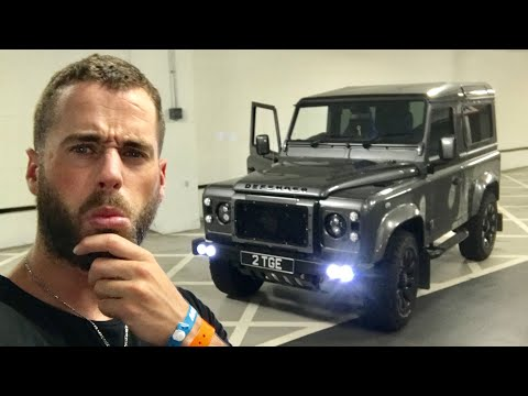 REPLACING MY DEFENDER WITH THE NEW 2020 DEFENDER!