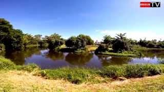 preview picture of video 'Sainte Suzanne  Île de la Réunion - Les berges.'