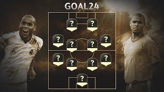 Сборная мечты «зубастика» Роналдо - GOAL24