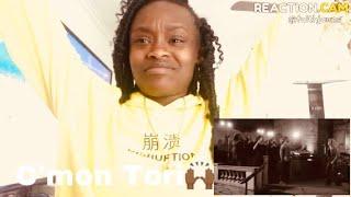 Tori Kelly   Never Alone Ft. Kirk Franklin (Live) Ft Kirk Franklin (REACTION)