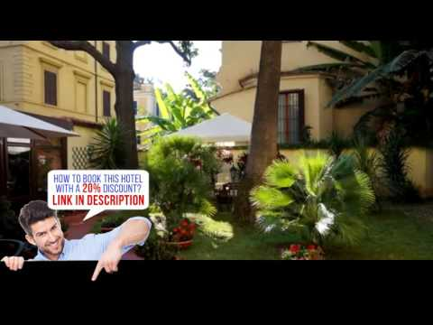 Green Hotel, Roma, Italy – Review HD