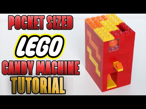 Download Pocket Sized Lego Candy Machine Tutorial In Full Hd Mp4 3gp