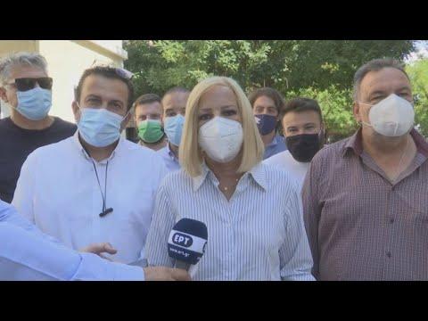 Φ. Γεννηματά: Αδέξιος και αδύναμος ο πρωθυπουργός