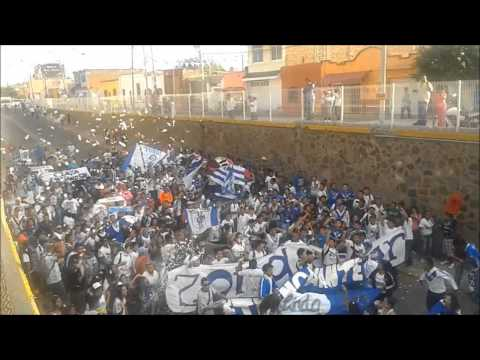 """LA DEMENCIA, CELAYA FC Vs irapuato 2014"" Barra: La Demencia • Club: Celaya"