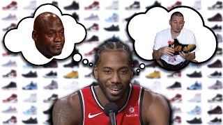 BuzaDaniel.com: A cipő, amiért Kawhi elhagyta a Jordan-t #45