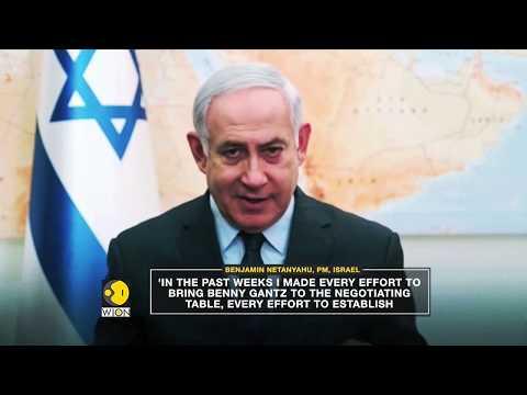 Benjamin Netanyahu fails to form government