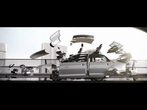Audi A6 Limousine Седан класса A - рекламное видео 2