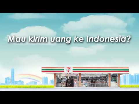 CARA MUDAH KIRIM UANG dari TAIWAN ke INDONESIA hanya dalam waktu 15 MENIT.