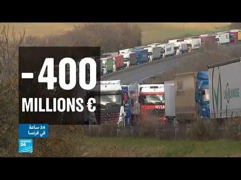 العرب اليوم - شاهد: خسائر قطاع النقل والمحال التجارية نتيجة احتجاجات