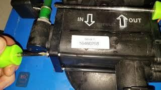 Water Boss 380 repair by an average joe. Pt. 2
