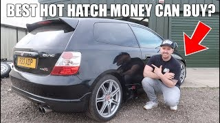 BEST BARGAIN HOT HATCH YOU CAN BUY?? CIVIC EP3 TYPE R REVIEW!