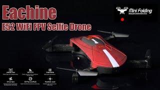 EACHINE E52 WIFI FPV SELFIE DRONE-