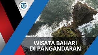 Pantai Pangandaran, Destinasi Wisata Bahari di Kab. Pangandaran