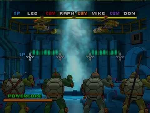 Teenage Mutant Ninja Turtles 3 Mutant Nightmare Walkthrough -