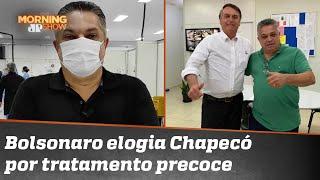 Tratamento precoce x Lockdown: O que deu certo em Chapecó? | Morning Show