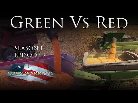 Corn Warriors - 109 - Green vs Red - David Hula VS Kevin Kalb - Real Farming TV