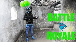 What's inside $200,000 YouTuber Battle Royale IRL?