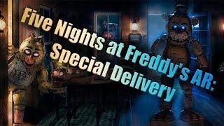 ПОСЛЕДНИЕ НОВОСТИ по Five Nights at Freddy's AR: Special Delivery.