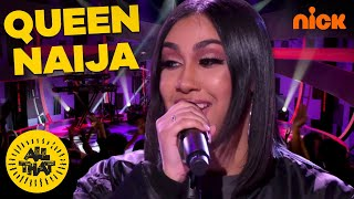 Queen Naija Performs 'Good Morning Text'! 🎤  All That