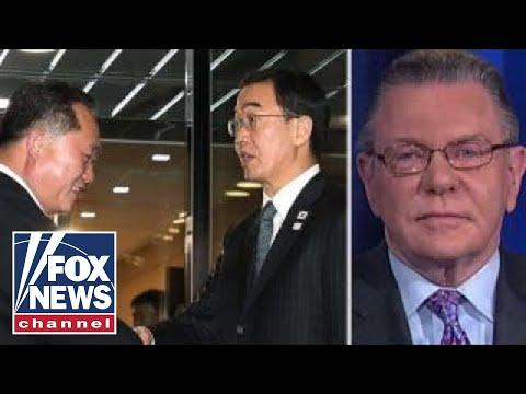 Gen. Keane: Must be skeptical of North Korea negotiations
