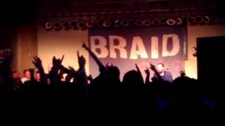 Braid - A Dozen Roses live at Fest 11