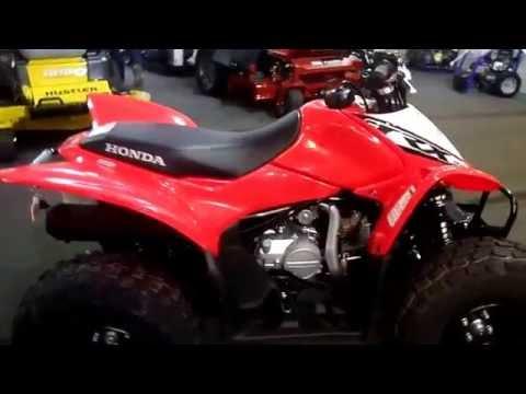 2017 Honda TRX90X in Greenville, North Carolina