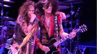 Aerosmith Live 2012 =] Legendary Child [= Houston, TX :: 7/30 :: Toyota Center