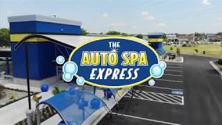 The Auto Spa Express is Now Open Since COVID – 19
