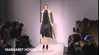 Margaret Howell AW15 at London Fashion Week