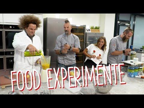 Food Experimente: die komplette Show