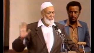 Ahmed Deedat   Conf  rence   J  sus Le Proph  te Bien Aim   De L Islam