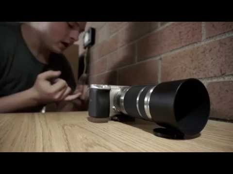 Sony 55-210mm E-Mount Lens Review.