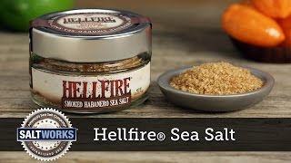 Hellfire® Smoked Habanero Sea Salt
