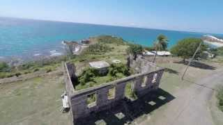 preview picture of video 'First Slavery School in Grace Bay Antigua'
