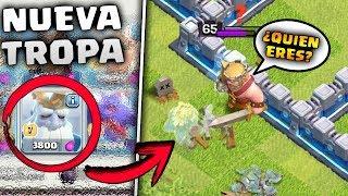 Nueva Tropa Exclusiva - Proxima Actualizacion De Clash Of Clans