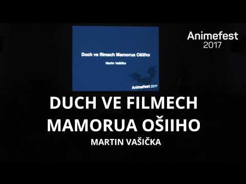 Duch ve filmech Mamorua Ošiiho