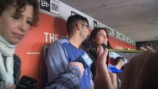 Raw Video: Dodgers Pitcher Sergio Romo Reflects On Return To AT&T Park