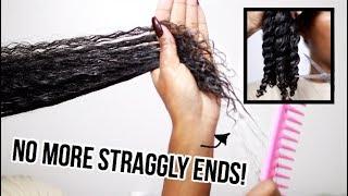 HOW I TRIM/CUT MY NATURAL HAIR!