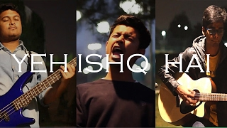 Yeh Ishq Hai (Rangoon) By Arijit Singh Cover || The Trio