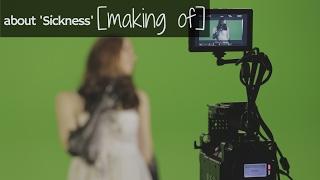 DEHYDRATED: Ira Sidenko about  new video 'Sickness' [Making Of]