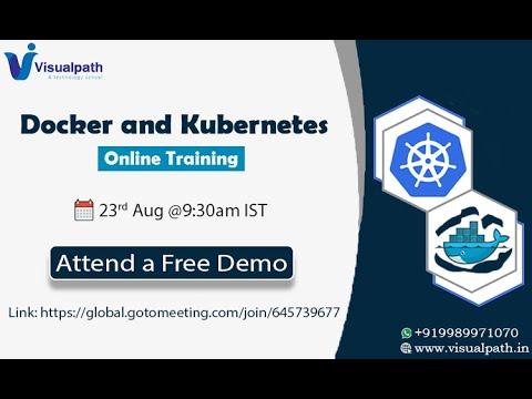 Docker Online Training | Kubernetes Online Training | Online Demo ...