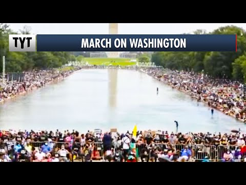 Family Of Victims Speak At March On Washington