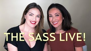 Favorite Anti-Aging Products | LIVE with The SASS! (December 2017)