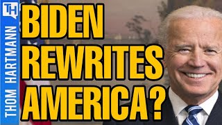 Did Joe Biden Rewrite Declaration of Indepence?
