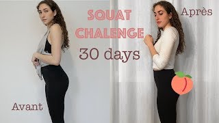 30 Days SQUATS CHALENGE