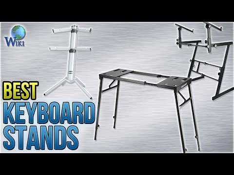 10 Best Keyboard Stands 2018
