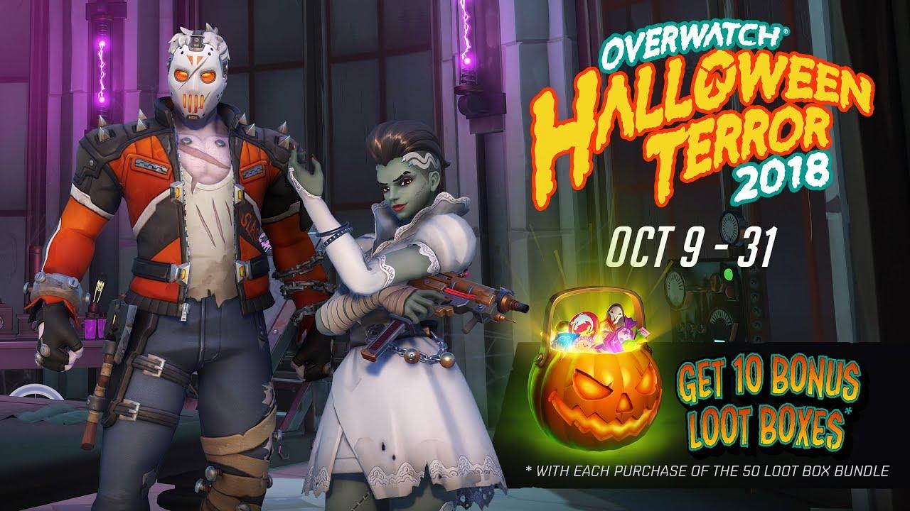 Halloween Terror 2018 започна