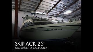 [UNAVAILABLE] Used 1984 Skipjack 25 Express SF in Sacramento, California