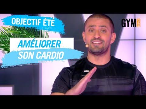 COURS DE TABATA POUR TRAVAILLER LE CARDIO - GYM DIRECT #OBJECTIFÉTÉ